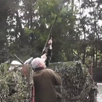 Athina Sporting Duck Shooting Video