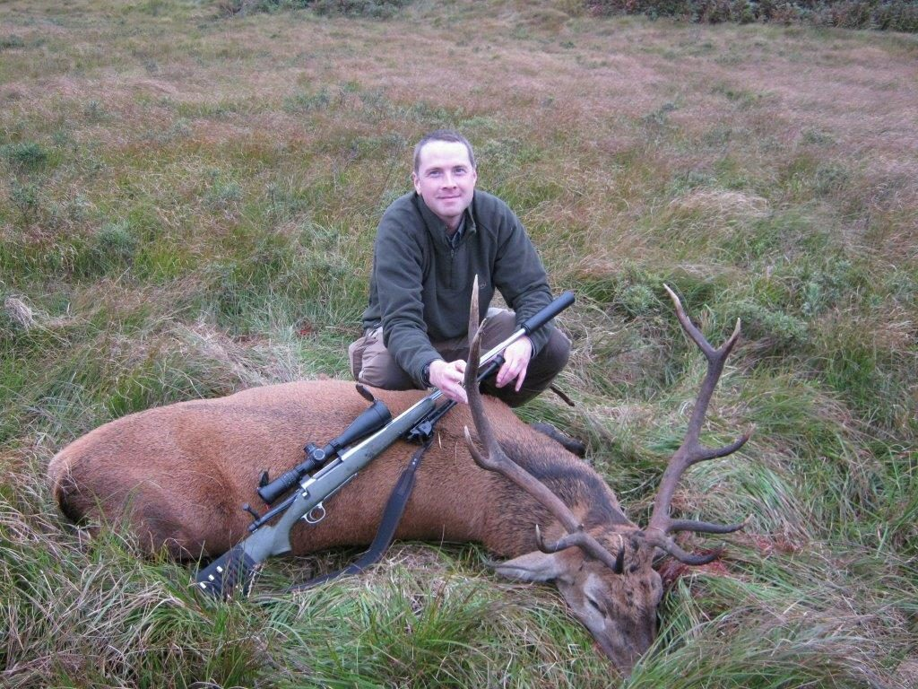 Red Stag Scotland